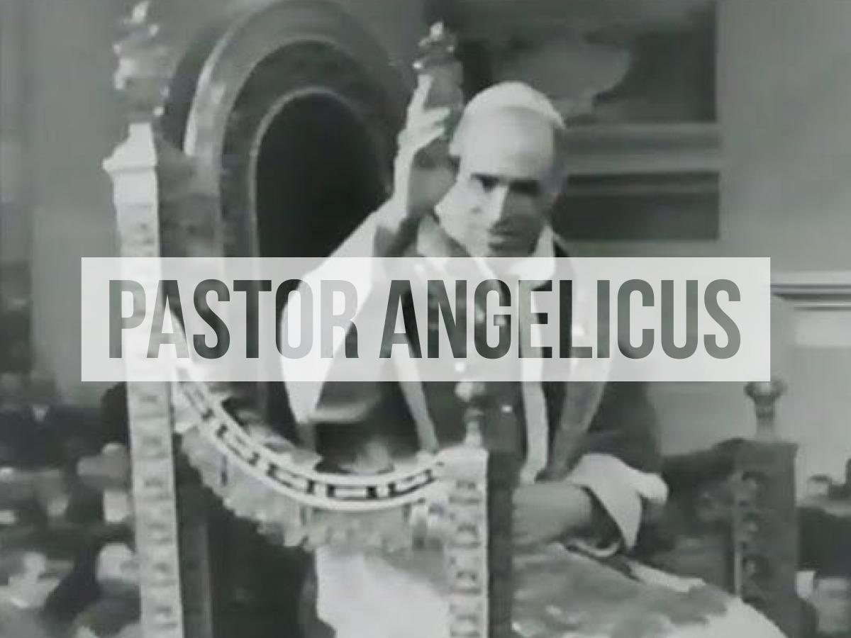 Pastor Angelicus. Documentario su Papa Pio XII